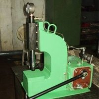 C Frame Pneumatic Press