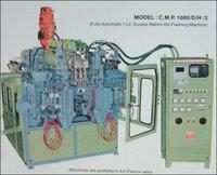 Double Station De-Flashing Machine