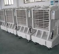 Evaporative Movable Cooler