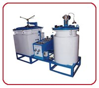 Vacuum Impregnation Varnish and Resin Plant