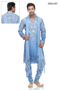 Men'S Trendy Shervani