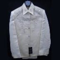 White Designer Suit