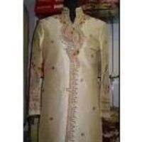 Embroidered Designer Groom Sherwani