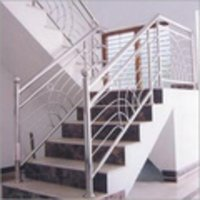 Step Stainless Steel Railing