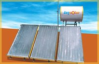 Solar Water Heater - Flat Plate Collectors Based