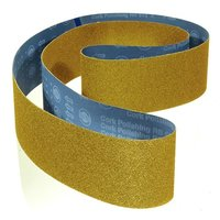 Cork Buffing Belt