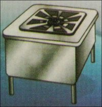 Single Burner Gas Oven