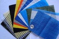 HDPE Woven Fabric in Color