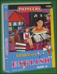Learn With Fun English Class - Ii Cd Rom