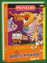 Learn With Fun G.K. Class - Ii Cd Rom