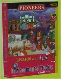 Learn With Fun Evs Class - Iii Cd Rom