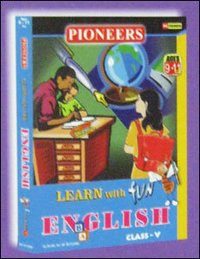 Learn With Fun English Class - V Cd Rom