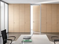 Office Wooden Partitioning System