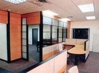 Wooden Partitioning System