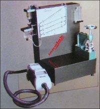 Air Permeabiliyt Tester