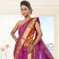 Ladies Chanderi Sarees