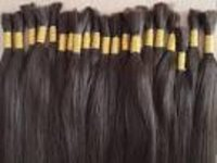 Remy Bulk Virgin Human Hair
