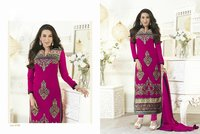 Cotton Long Anarkali Suits