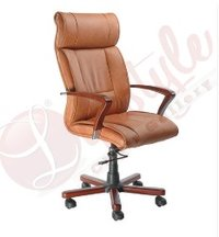 Office Wooden Arm Chair