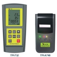 Flue Gas Analyser And Infrared Printer