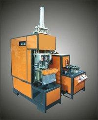 Semi Automatic Pet Machine