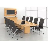 Office Conference Table With Chairs