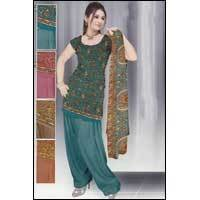 Cotton Ladies Suits