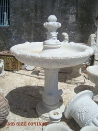 Hand Carving Marble Fountain