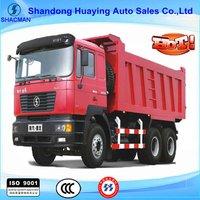 Shacman F2000 6X4 Dump Truck