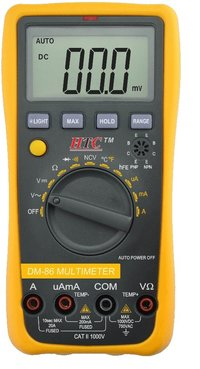 Digital Multimeter (DM-86)