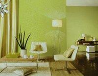 Flocking Wallpaper