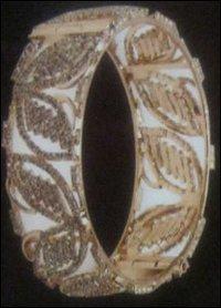 Designed Gold Bangles