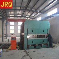 Large Type Rubber Vulcaning Machine