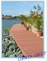 Outdoor Decorative Decking Floor