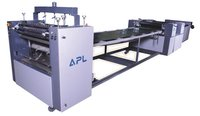 PVC and Wood Profile Printing Machine