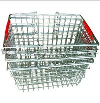 Supermarket Wire Basket