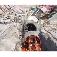 Tunnel Lining Form Work System