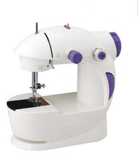 Mini Sewing Machine with Light