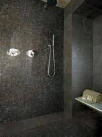 Dark Digital Wall Tiles
