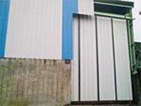 Automatic Heavy Industrial Sliding Door