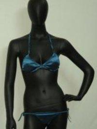 Mid-Night Blue Bra And Panty Set