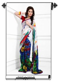 Modern Casual Saree