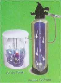 Hard Water Softener