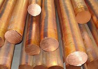 Beryllium Copper Alloy Rod