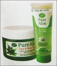 Pure Aloe Oil Control Face Wash