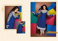 Designer Anarkali Embroidered Suits