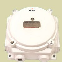Flameproof and Weatherproof Junction Box DIA 200 MM