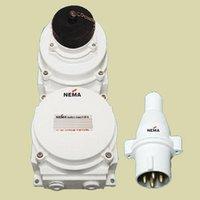 FLP/WP Switch Socket Upto 25 a - 3pin/4pin/5pin