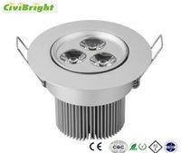 LED Ceiling Light 3x1W