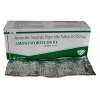 Amoxicillin Dispersible Tablets 250 Mg